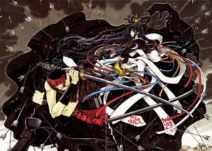 Rating: Safe Score: 14 Tags: clamp crease daidouji_tomoyo kurogane tsubasa_reservoir_chronicle User: Share