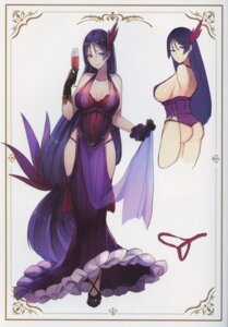Rating: Questionable Score: 40 Tags: ass cleavage fate/grand_order lingerie minamoto_no_raikou_(fate/grand_order) tagme User: kiyoe