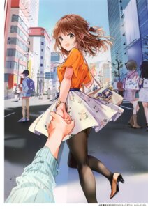 Rating: Safe Score: 68 Tags: atelier_tiv heels pantyhose tiv User: kiyoe