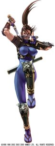 Rating: Questionable Score: 15 Tags: bodysuit erect_nipples namco ninja soul_calibur taki weapon User: Radioactive