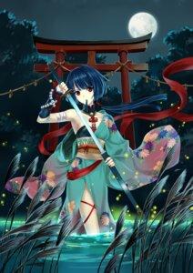Rating: Safe Score: 44 Tags: kimono monogo sword User: 23yAyuMe