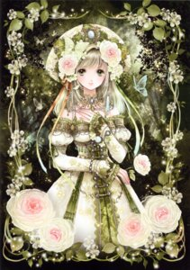 Rating: Safe Score: 32 Tags: dress gensoudou shiitake User: yong