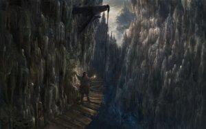 Rating: Safe Score: 27 Tags: landscape wallpaper you_(shimizu) User: Noodoll