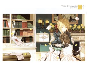 Rating: Safe Score: 11 Tags: cheese_kang dress violet_evergarden violet_evergarden_(character) User: kiyoe