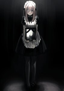 Rating: Questionable Score: 17 Tags: eyepatch maid tagme youichi_(45_01) User: Dreista