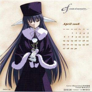 Rating: Safe Score: 7 Tags: amamiya_yuuko calendar ef_~a_fairytale_of_the_two~ ef_~a_tale_of_memories~ seifuku sugiyama_nobuhiro User: blooregardo