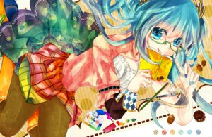 Rating: Safe Score: 19 Tags: hatsune_miku pantyhose togashi vocaloid User: aihost