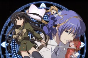 Rating: Safe Score: 9 Tags: friagne hasegawa_shinya margery_daw marianne seifuku shakugan_no_shana shana User: Radioactive