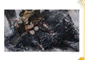 Rating: Questionable Score: 12 Tags: azur_lane hornet_(azur_lane) northampton_(azur_lane) tagme User: Twinsenzw