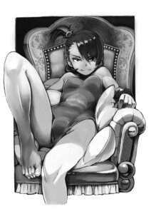 Rating: Safe Score: 33 Tags: futami_ami kousaku leotard monochrome the_idolm@ster User: Mr_GT