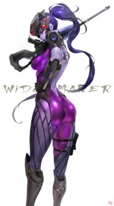 Rating: Questionable Score: 13 Tags: armor ass bodysuit gun no_bra overwatch widowmaker yang-do User: sylver650
