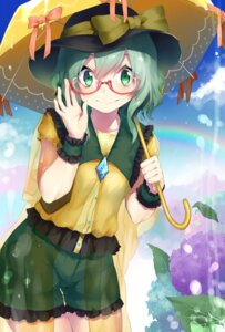 Rating: Safe Score: 22 Tags: komeiji_koishi megane touhou tsukimiya_sei User: Mr_GT
