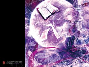 Rating: Safe Score: 7 Tags: alice_margatroid cercis touhou wallpaper User: Radioactive