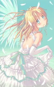 Rating: Safe Score: 26 Tags: akisorapx dress wings User: ddns001