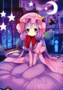 Rating: Safe Score: 13 Tags: matsuda_shima patchouli_knowledge stripe2 touhou User: Radioactive