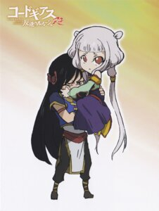 Rating: Safe Score: 3 Tags: chibi code_geass li_xingke tianzi User: Aurelia