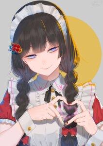 Rating: Safe Score: 15 Tags: maid nijisanji rushian tagme tsukino_mito User: Dreista