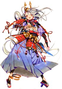 Rating: Safe Score: 9 Tags: armor ima-no-tsurugi japanese_clothes male muyihui touken_ranbu User: joshuagraham