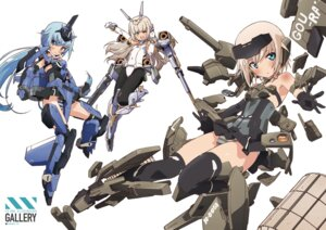 Rating: Questionable Score: 10 Tags: baselard frame_arms_girl gourai stylet User: Halcon_Negro