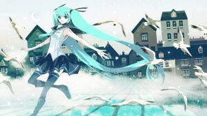 Rating: Safe Score: 13 Tags: chris hatsune_miku vocaloid User: charunetra