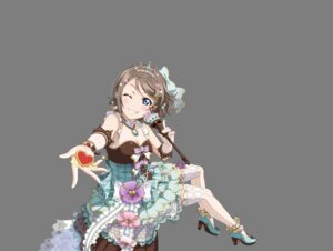 Rating: Safe Score: 22 Tags: dress heels love_live!_sunshine!! tagme thighhighs transparent_png watanabe_you User: kotorilau