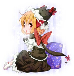 Rating: Safe Score: 13 Tags: jiga_mikado rumia touhou User: 椎名深夏
