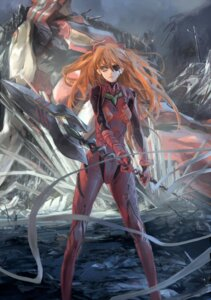 Rating: Safe Score: 39 Tags: archlich bodysuit eyepatch neon_genesis_evangelion souryuu_asuka_langley User: Radioactive