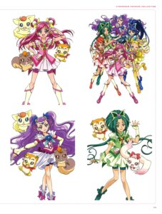 Rating: Questionable Score: 3 Tags: kawamura_toshie pretty_cure yes!_precure_5 User: drop