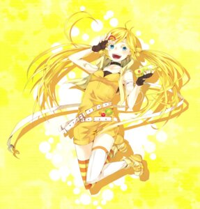 Rating: Safe Score: 7 Tags: c.c._lemon c.c._lemon_(character) rinjin thighhighs User: Phiris