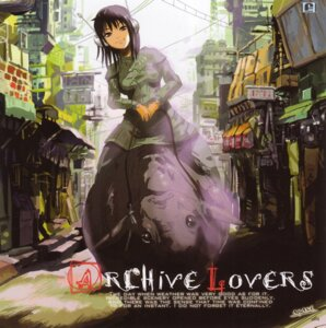 Rating: Safe Score: 4 Tags: ayane_(artist) disc_cover User: Feito