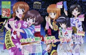 Rating: Safe Score: 24 Tags: akiyama_yukari anchovy darjeeling girls_und_panzer isuzu_hana katyusha kay_(girls_und_panzer) mika_(girls_und_panzer) nishi_kinuyo nishizumi_maho nishizumi_miho reizei_mako shimada_arisu takebe_saori tsujimura_roku yukata User: drop