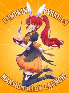 Rating: Safe Score: 8 Tags: animal_ears bunny_ears halloween heels iesupa rwby tagme tail thighhighs User: saemonnokami