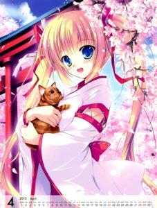 Rating: Safe Score: 44 Tags: calendar mikeou miko neko pink_chuchu User: Twinsenzw