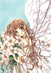 Rating: Safe Score: 11 Tags: clamp monou_kotori x User: Radioactive