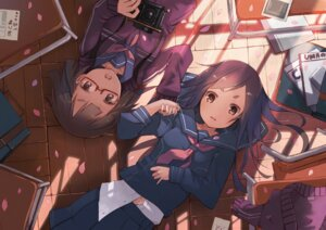 Rating: Safe Score: 35 Tags: megane nerima seifuku User: animeprincess