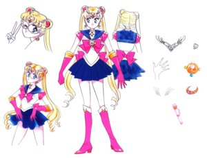 Rating: Safe Score: 6 Tags: heels megane sailor_moon takeuchi_naoko tsukino_usagi User: Radioactive