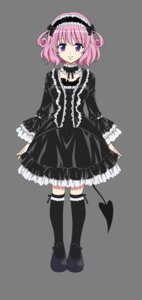 Rating: Safe Score: 33 Tags: lolita_fashion momo_velia_deviluke to_love_ru transparent_png vector_trace User: Shamensyth