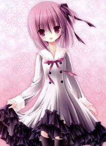 Rating: Safe Score: 112 Tags: dress minato_tomoka ro-kyu-bu! thighhighs tinkerbell tinkle User: crim