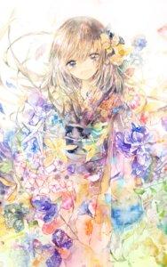 Rating: Safe Score: 25 Tags: kazuka kimono User: LolitaJoy