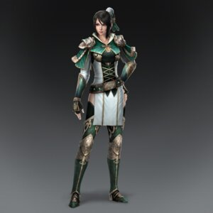 Rating: Safe Score: 10 Tags: armor cg dynasty_warriors dynasty_warriors_8 thighhighs xing_cai User: Radioactive
