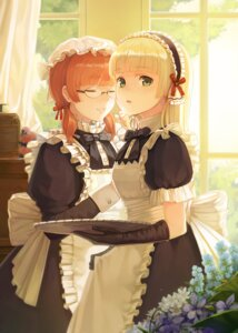 Rating: Safe Score: 20 Tags: maid megane neomodern User: blooregardo