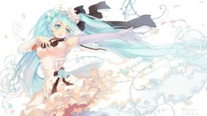Rating: Safe Score: 66 Tags: bzerox dress hatsune_miku vocaloid User: zero|fade