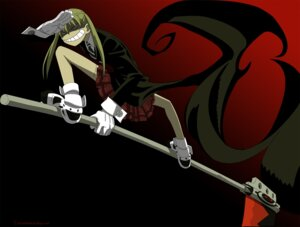Rating: Safe Score: 17 Tags: maka_albarn signed soul_eater vector_trace User: charunetra