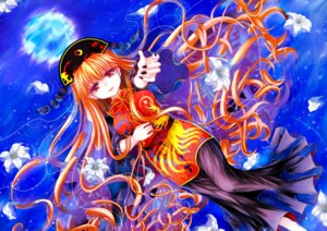 Rating: Safe Score: 13 Tags: dress junko posoposo touhou User: charunetra