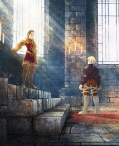 Rating: Safe Score: 8 Tags: delita_heiral final_fantasy final_fantasy_tactics ramza_beoulve User: Radioactive