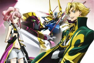 Rating: Safe Score: 9 Tags: anya_alstreim code_geass gino_weinberg kimura_takahiro mecha nakada_eiji screening User: Aurelia