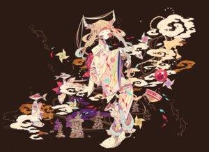 Rating: Safe Score: 14 Tags: horns shikimi_(artist) yukata User: avetal