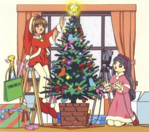 Rating: Safe Score: 7 Tags: card_captor_sakura christmas daidouji_tomoyo dress kerberos kinomoto_sakura madhouse User: Omgix