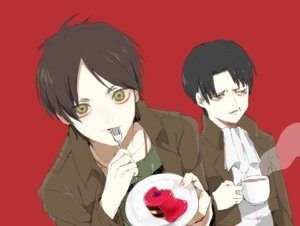Rating: Safe Score: 2 Tags: eren_jaeger levi male rean shingeki_no_kyojin User: Debbie