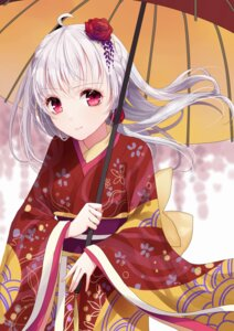 Rating: Safe Score: 49 Tags: kimono tagme umbrella User: Mr_GT